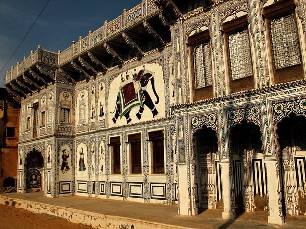 Shekhawati Architecture