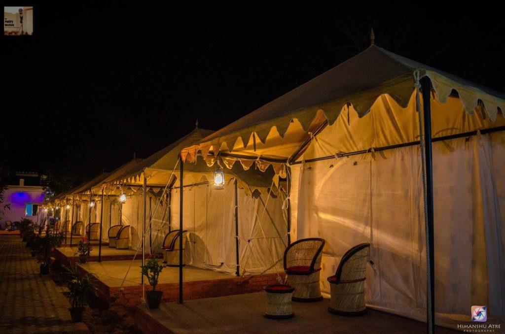 pushkar camps