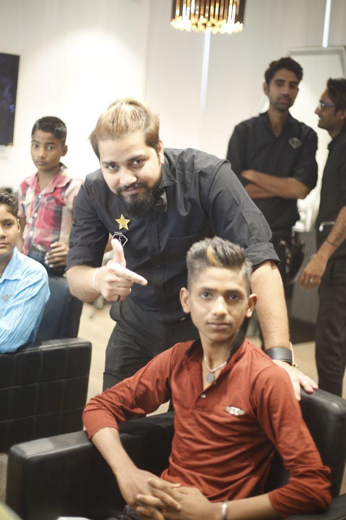F Salon, Jaipur