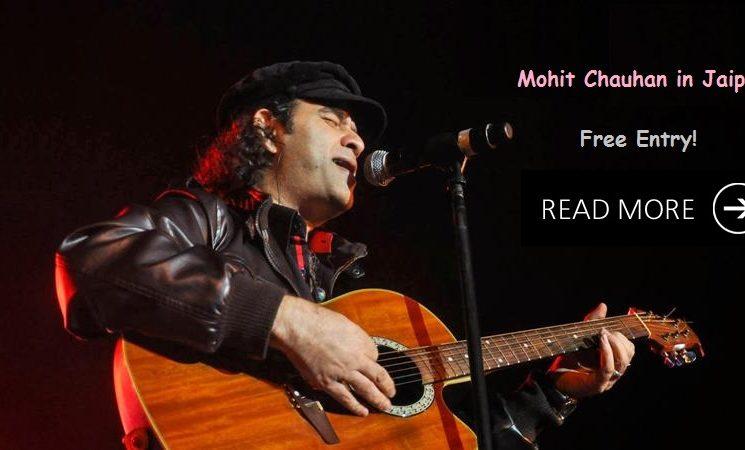 Mohit Chouhan Concert in Jaipur