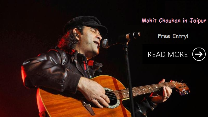 Mohit Chouhan Concert in Jaipur