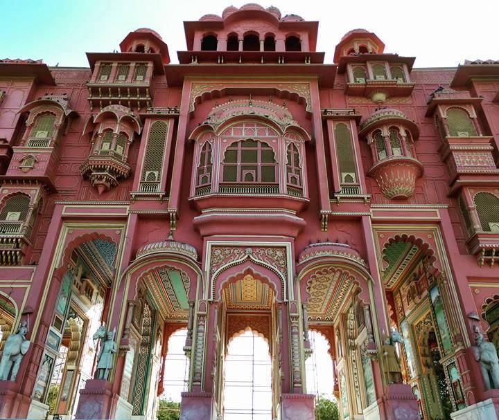 Amazing Structures of Jaipur