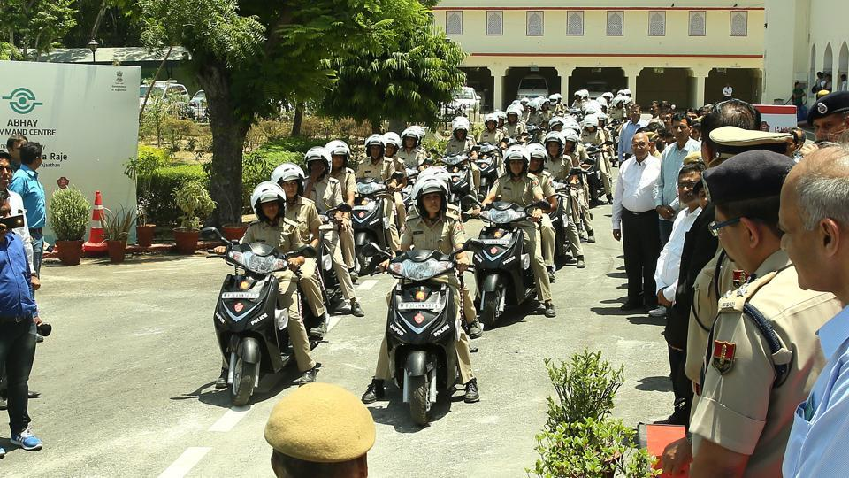 Jaipur Policewomen