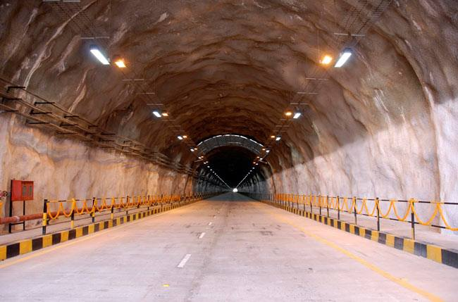 tunnel of jaipur