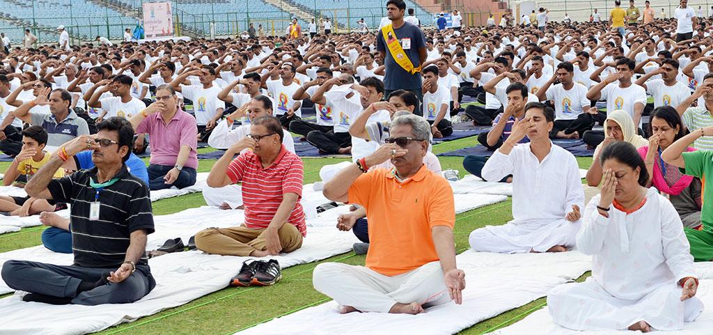yoga in jaipur
