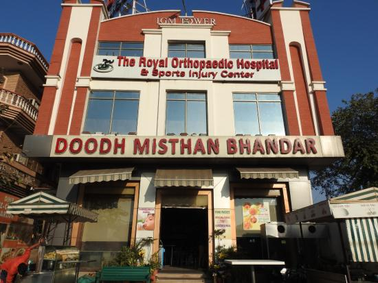 Best sweet shop in Jaipur
