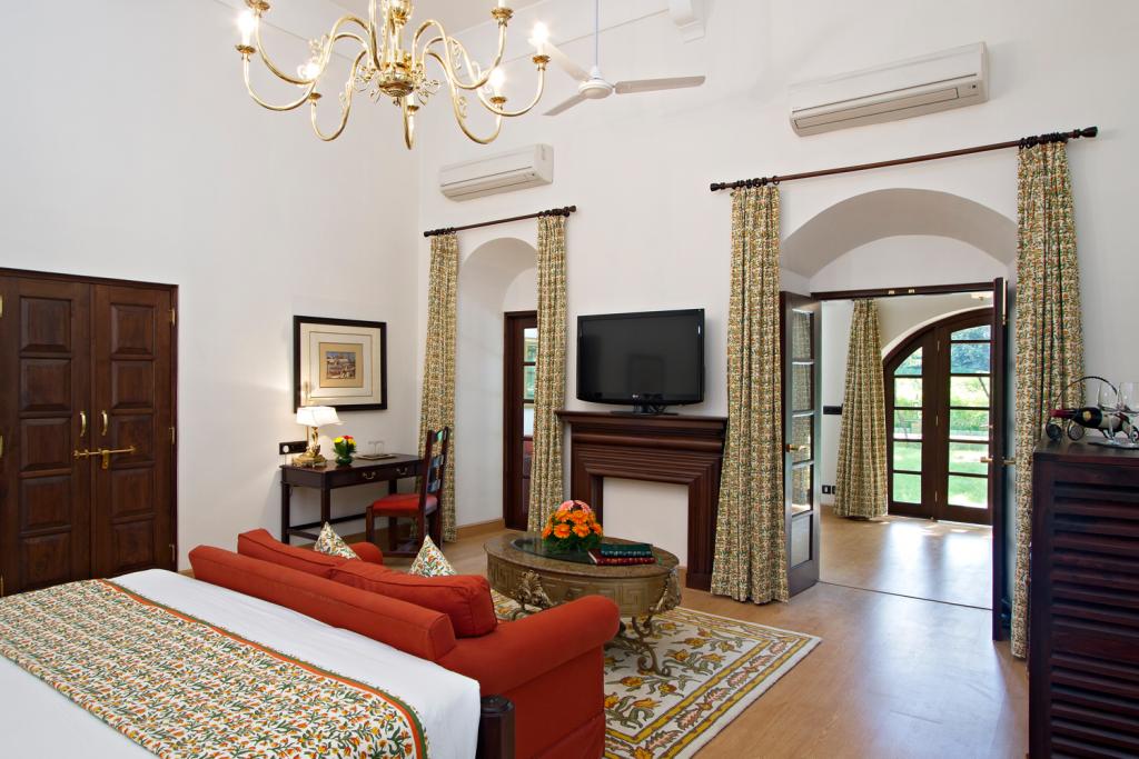 Heritage hotel in Ranthambore