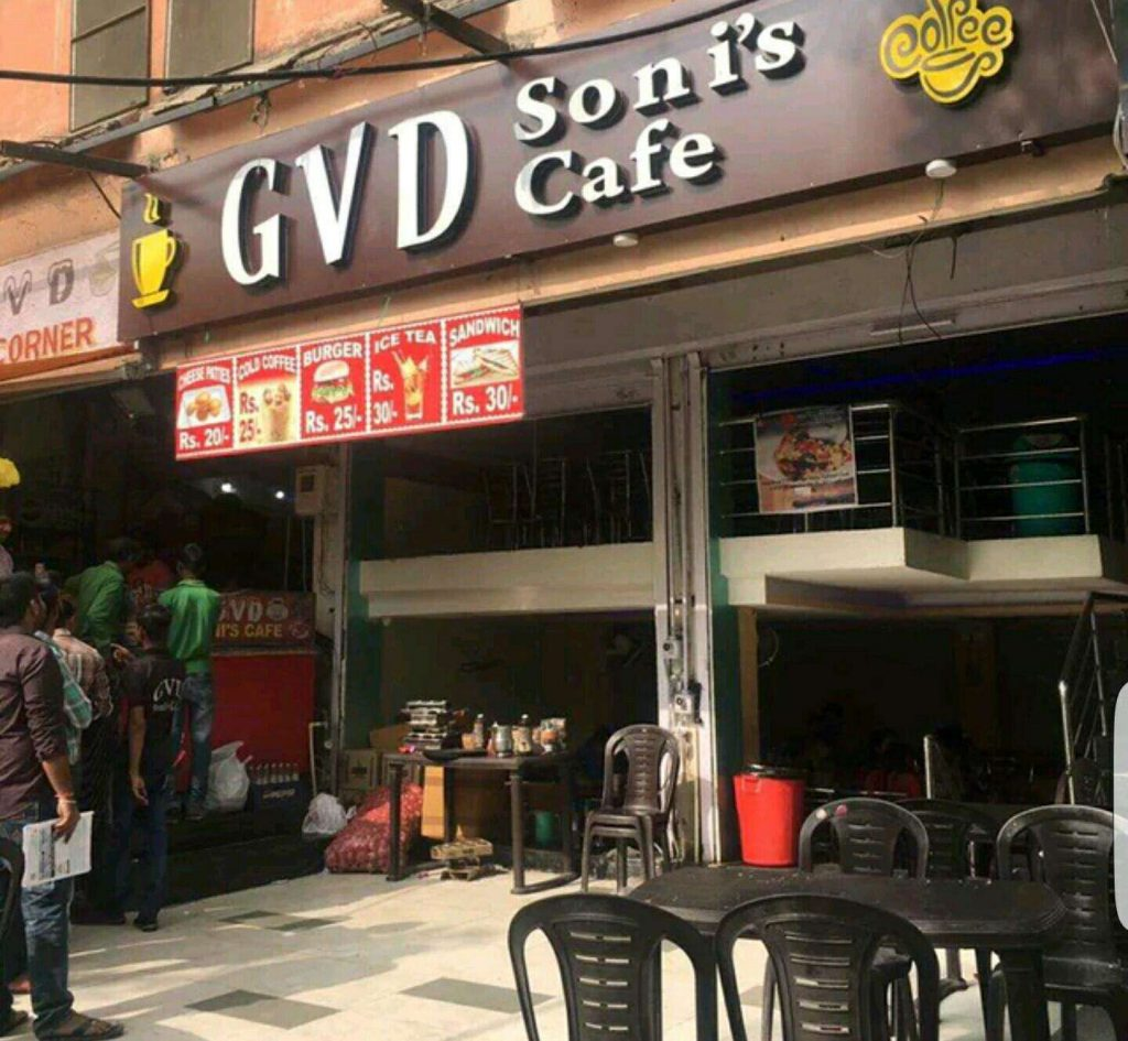Best coffee in jaipur, Jaipur Street Food Places