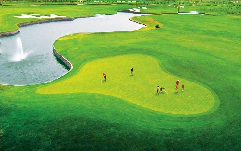 Golf in Jaipur