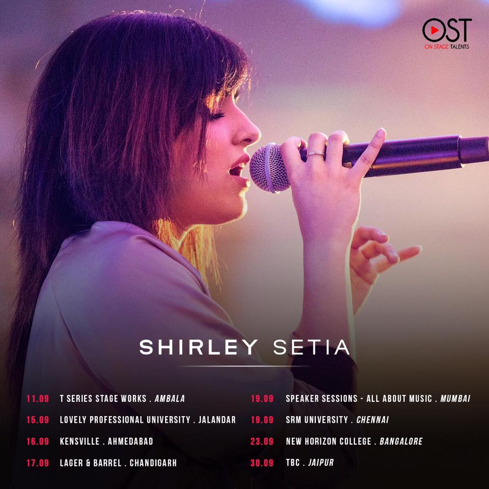 Shirley Setia in Jaipur