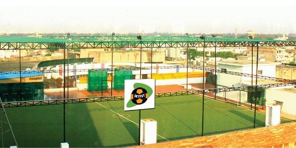 Football in Jaipur