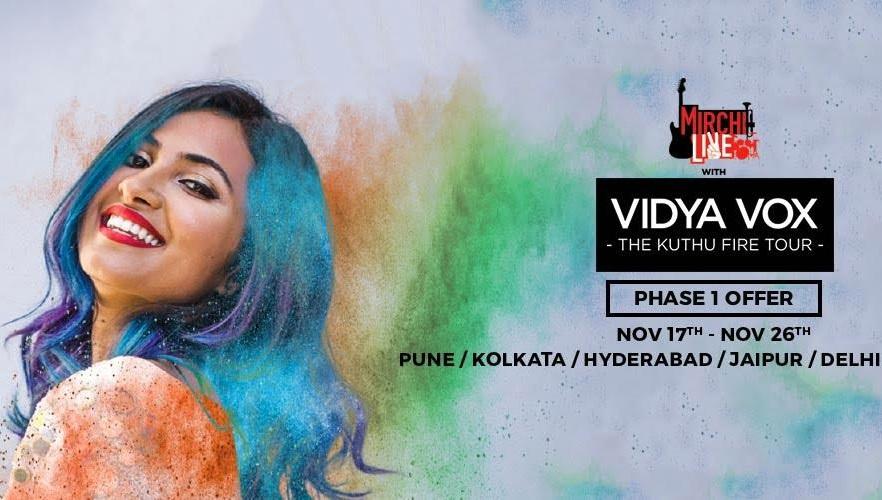 Vidya Vox in Jaipur