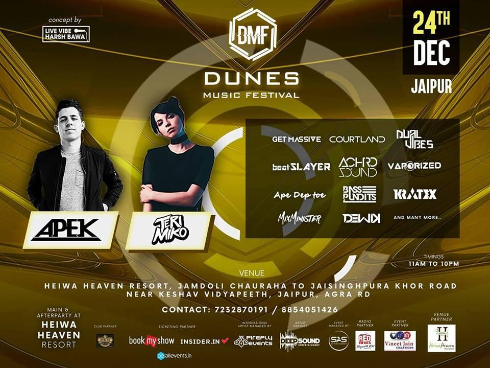 Dunes Music Festival