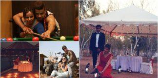 Valentine's day in Jaipur, Romantic places in Jaipur