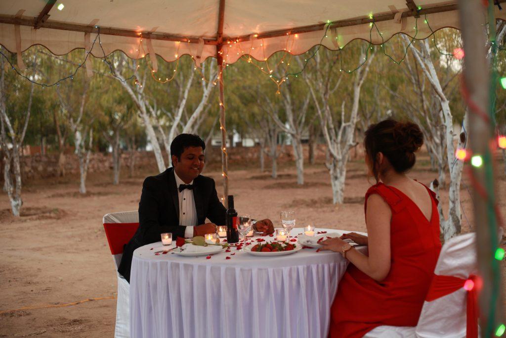 Valentine's day in Jaipur
