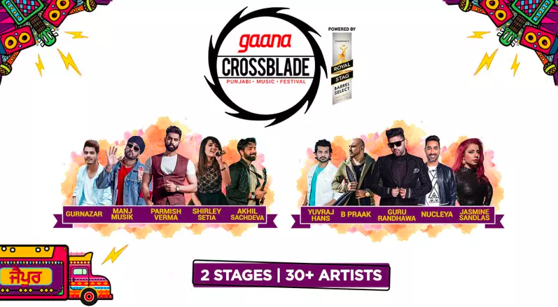 Gaana Crossblade Jaipur