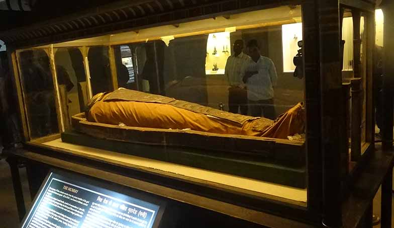 egyptian-mummy-albert-hall-jaipur