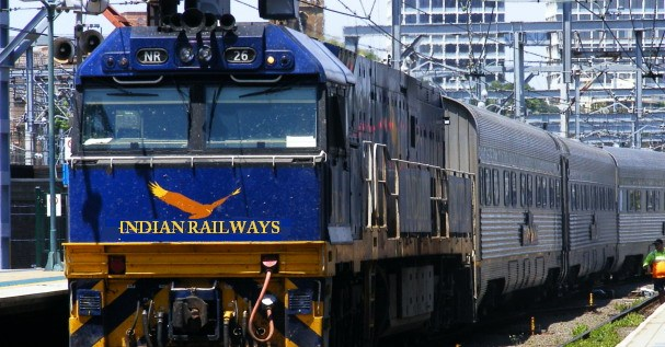 jaipur delhi semi high speed train