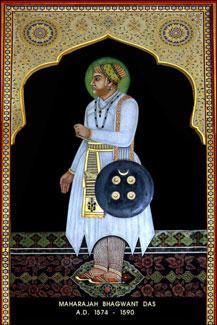 Raja-Bhagwant-Das