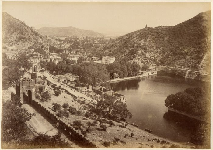 amber se view, 1890