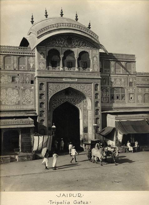 tripolia gate, jaipur