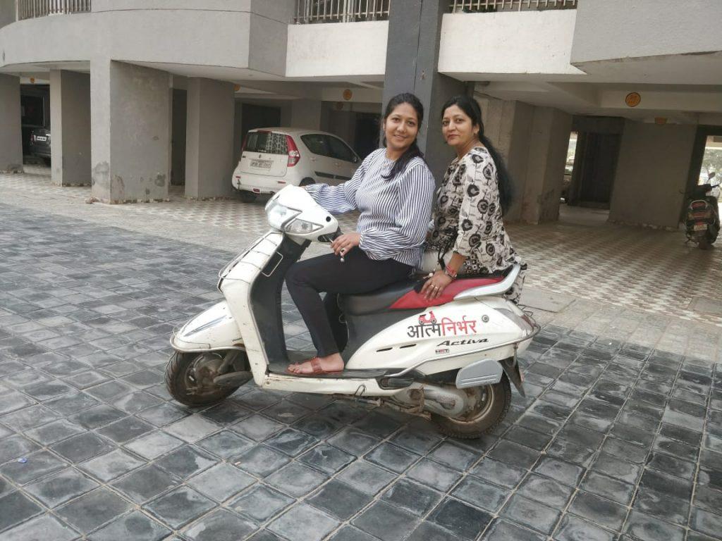 aatm nirbhar, pawani rekha khandelwal
