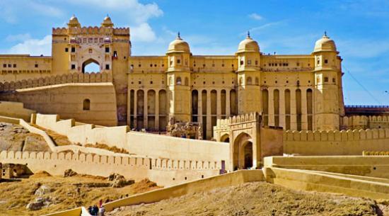 Heritage of Jaipur: Amber Fort