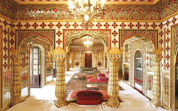 Sheesh Mahal : Jaipur City
