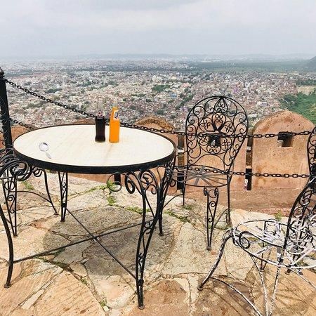 Heritage of Jaipur : Nahargarh fort