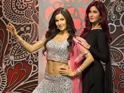 Jaipur Wax Museum: Katrina Kaif