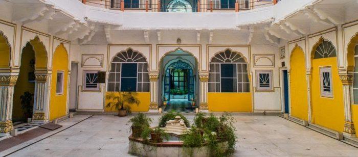 Darbar of Diggi Palace, Jaipur