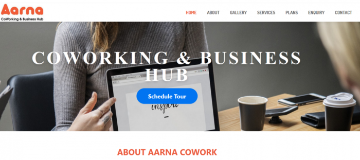 Aarna Co-working, Jaipur