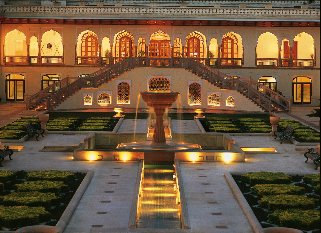 Chandani Chowk - rambagh palace