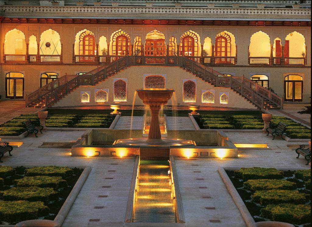 Chandani Chowk - rambagh palace
