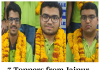Toppers of JEE main 2019 from Jaipur