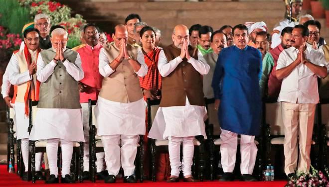 Modi-cabinet 2019