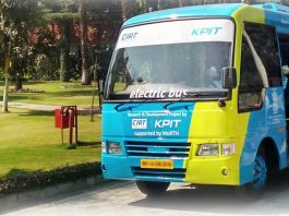 Electric Buses in Jaipur
