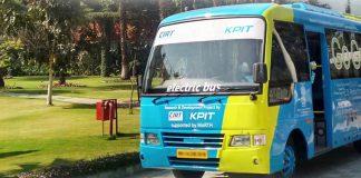 Electric Buses in Jaipur
